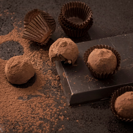 Chocolate the power antioxidant