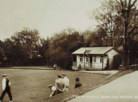 The Windmill Hill Bowling Green