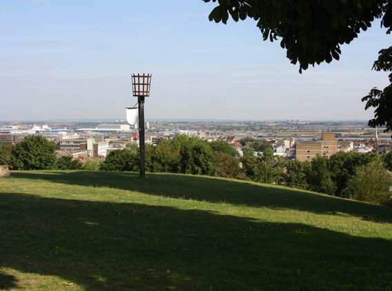 The Beacon on top of Windmill Hill