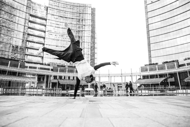 danse urbaine