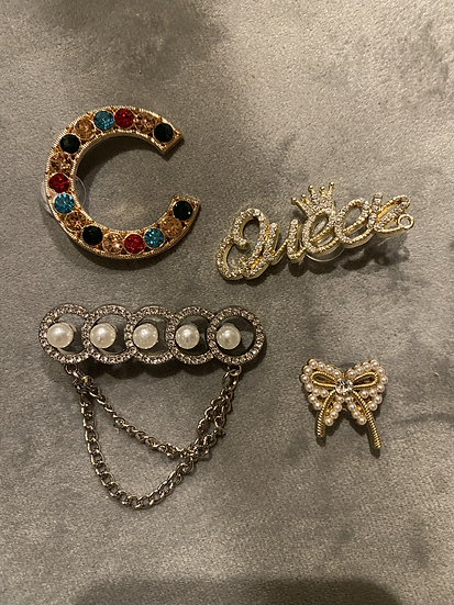 Custom Clog Charms