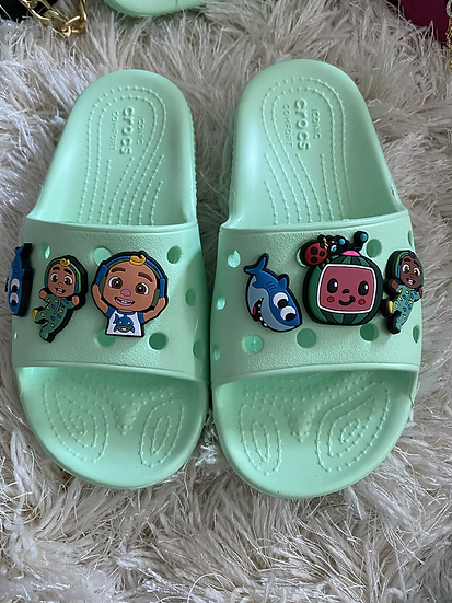 Kid size 12 Slide w/ Coco Melon