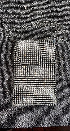 Rhinestone Crossbody bag  ONE DAY ONLY