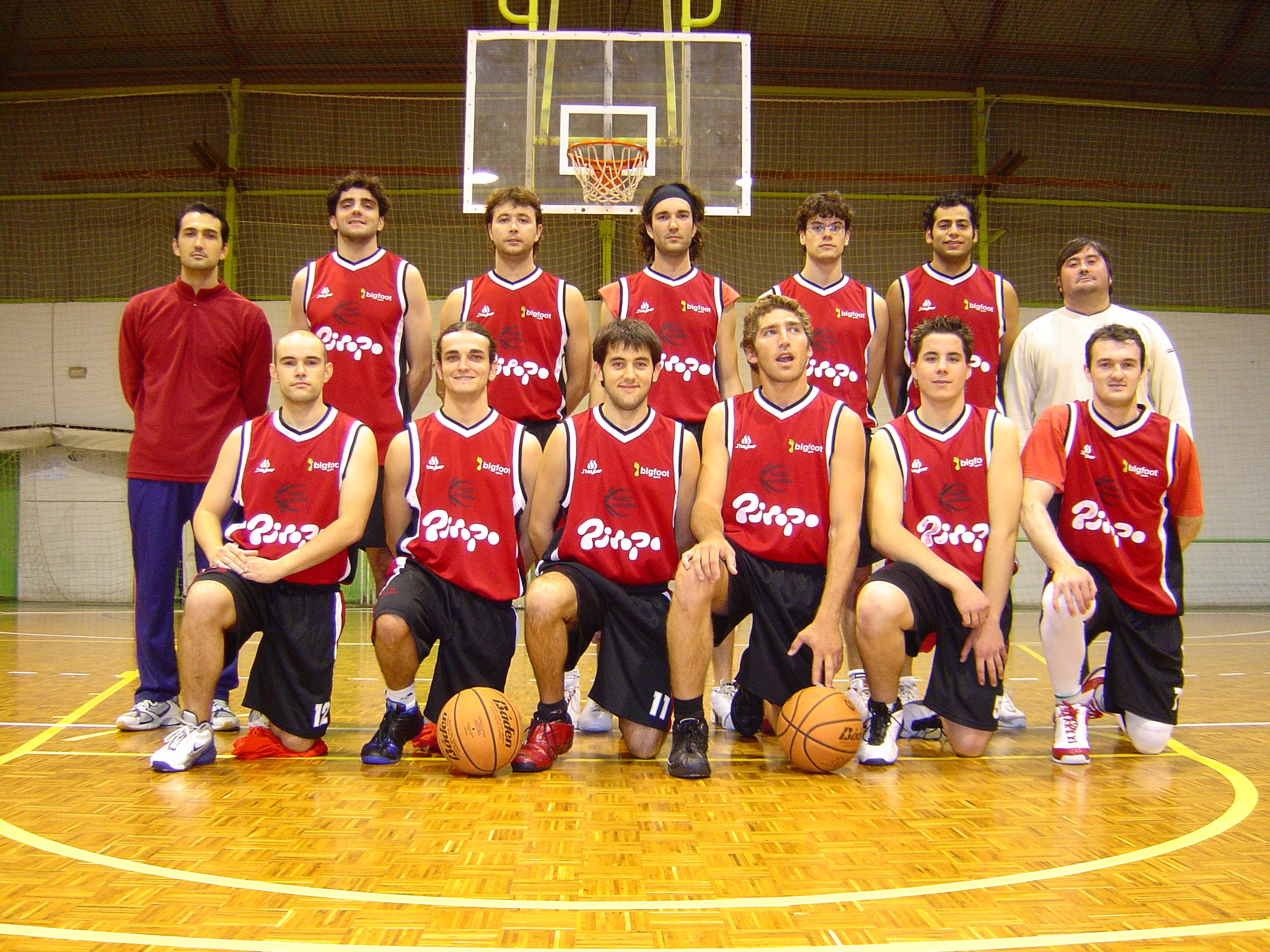 2004-05_Senior_Masculío_2ª_Autonomica