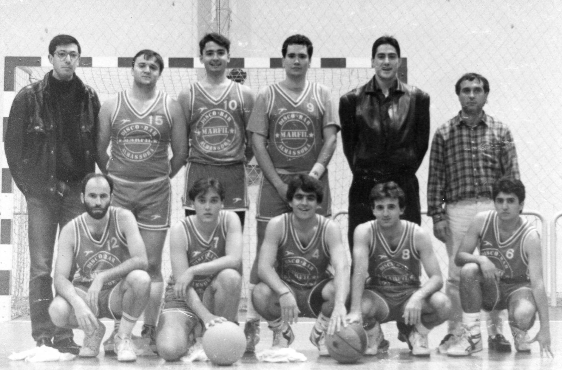 89-90 Marfil Almassora