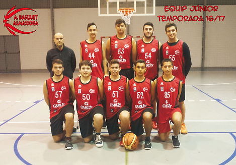 Júnior Bàsquet Almassora