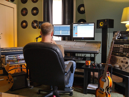 Cappel Recording Studio Year in Review