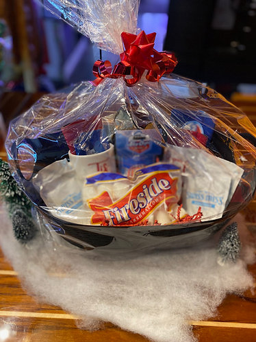 Spiked Hot Chocolate Gift Basket