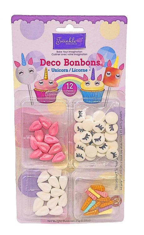 Deco Candy Unicorn