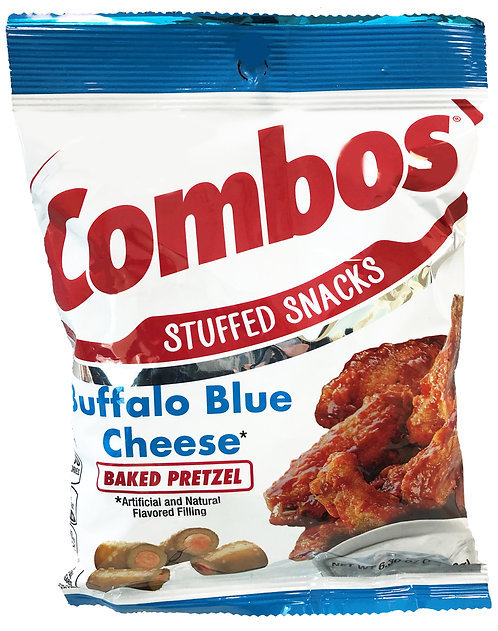 Combos Family Pk: Blue Cheese