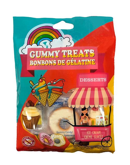 Desserts Gummies