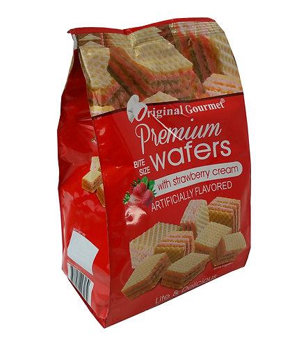 Gourmet Original Premium Wafer Strawberry