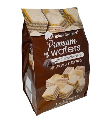 Gourmet Original Premium Wafer Chocolate