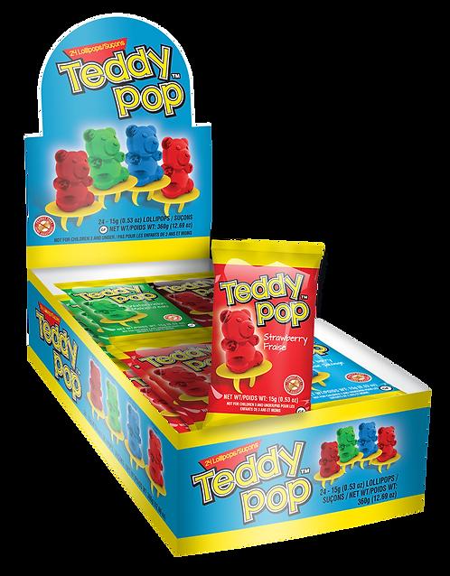 Teddy Pop Count Good Box