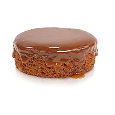 WARM GINGER CARAMEL SPICE CAKE