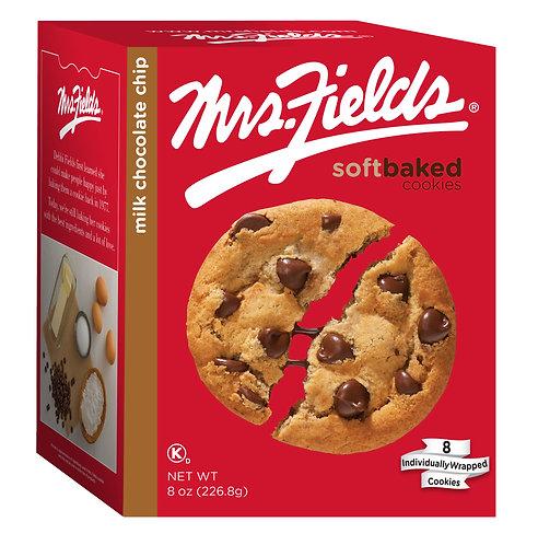 Mrs.Fields Milk Chocolate Chip Cookies 8oz