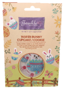 Wafer Toppers - Bunny