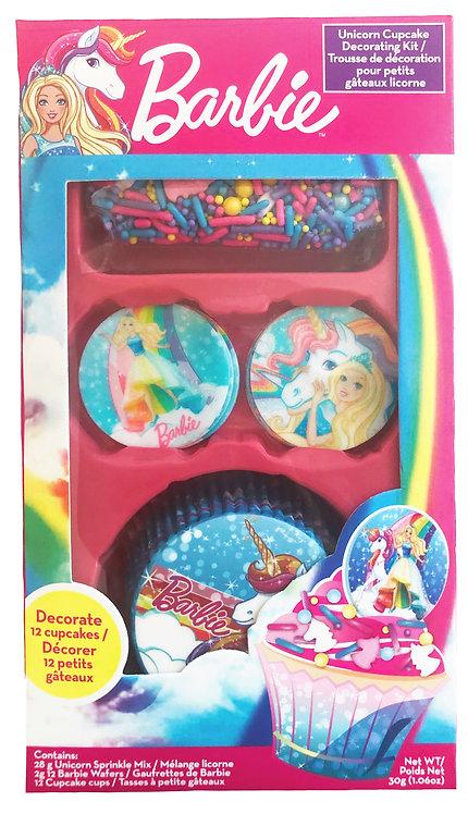 Barbie Unicorn Decorating Kit