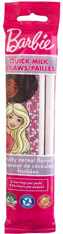 Biodegradable Barbie Quick Milk Clipstrip 5 cnt