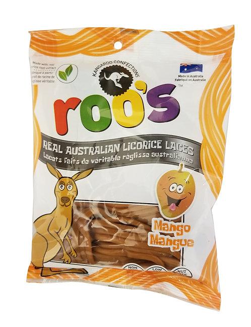 ROO'S LACES'S Mango 120g