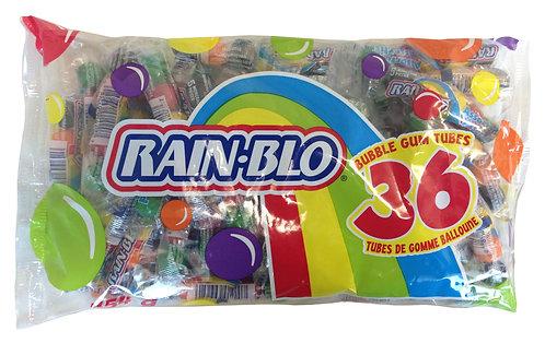 Rain-blo Tubes Asstd 36 Pack - Halloween Laydown Bag