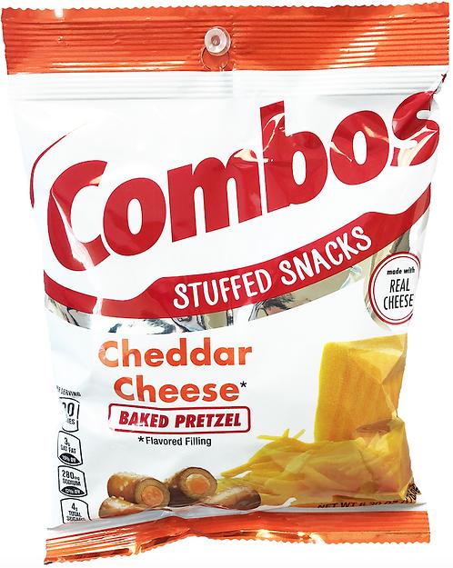 Combos Family Pk: Cheddar Pretzel