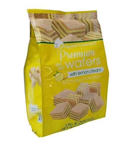 Gourmet Original Premium Wafer Lemon