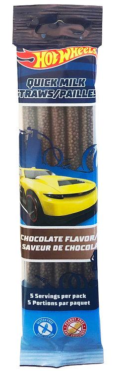 Hot Wheels Quick Milk Chocolate 5 pack