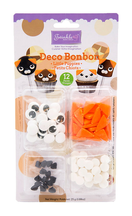 Deco Candy Little Puppies