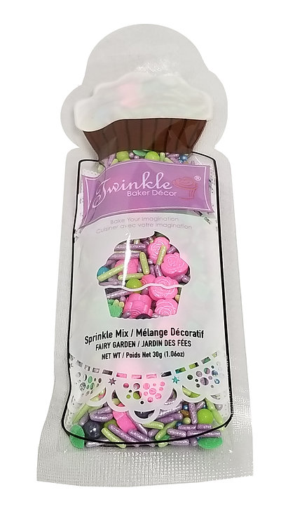 Sprinkles 30g Fairy Garden Mix  Pouch