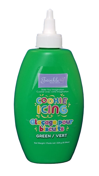Cookie Icing  GREEN