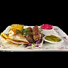 MEAT KEFTA (KABAB)