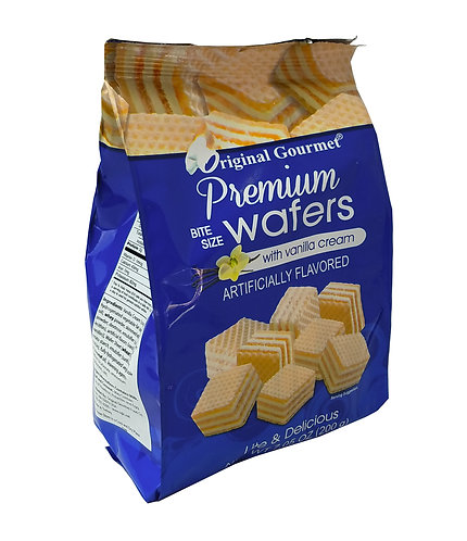 Gourmet Original Premium Wafer Vanilla