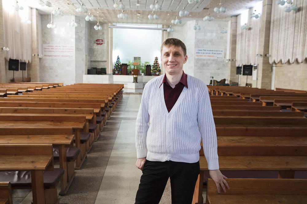 Pastor Serguey