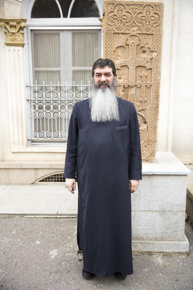 Bishop Krikor Chiftjian