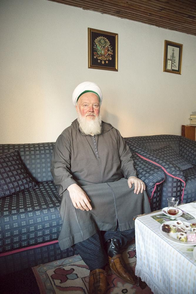 Sheikh Abdel Hafid Wentzel