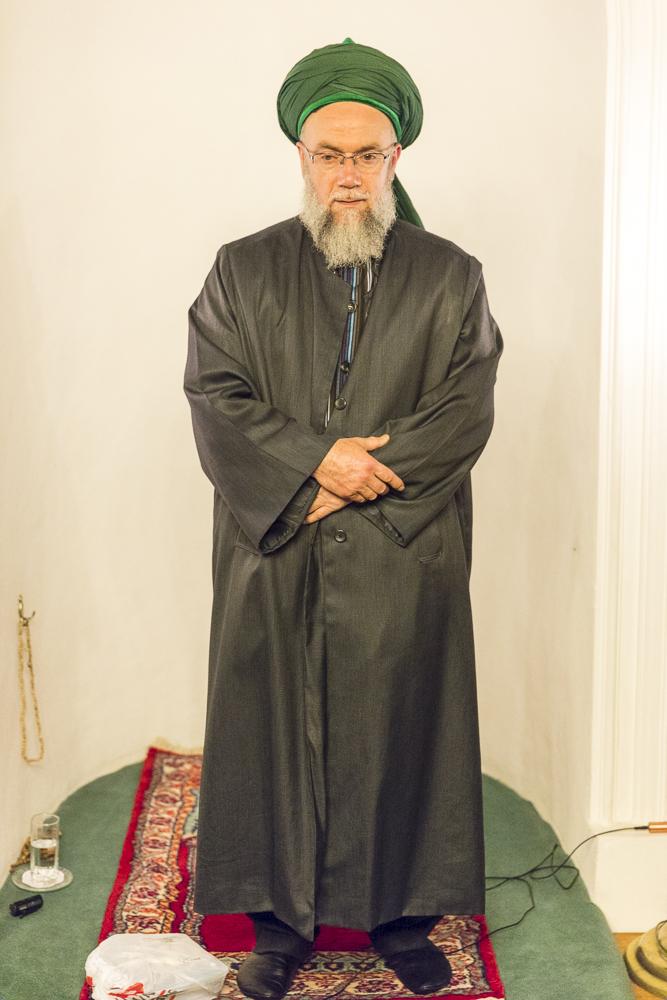 Shaykh Mehmet Adil al Haqqani
