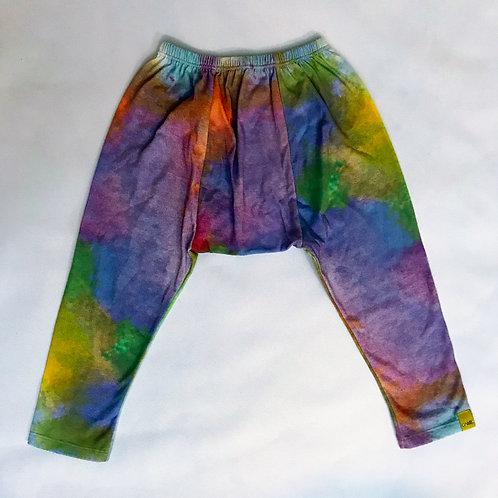 Calça Saruel Tie-Dye
