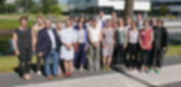 Gruppenfoto der Teinehmer*innen vom 29. Juni 2018, Foto: Uni Leipzig