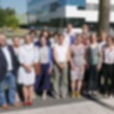 Netzwerktreffen im Sommer 2018 an der Hochschule Rhein-Waal, Foto: Universität Leipzig