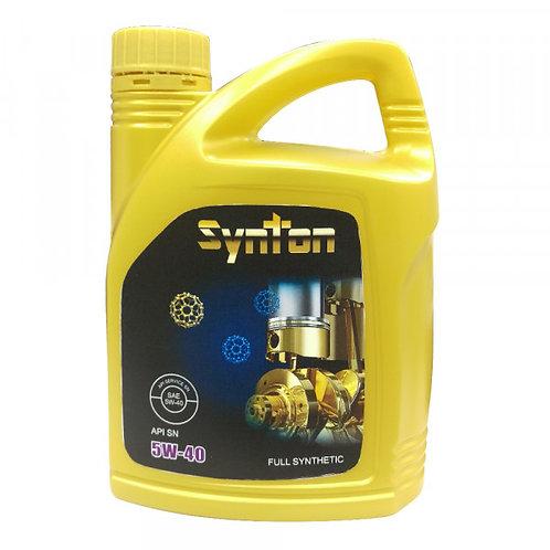 Synton 5W/40全合成機油