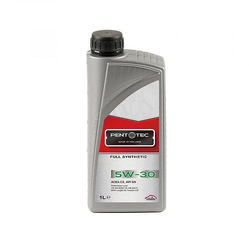 全合成汽柴油專用機油 5W30