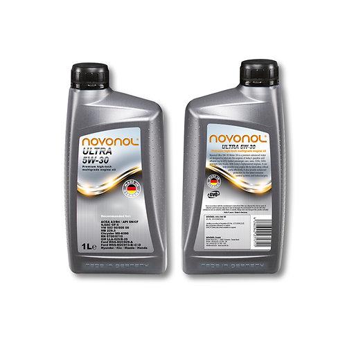 5W-30 ULTRA 超高效能合成機油