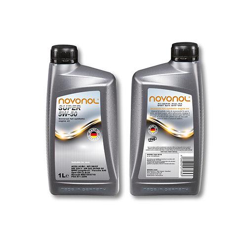 5W50 全合成高效能機油