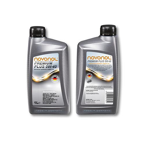 5W40 全合成汽柴油專用機油