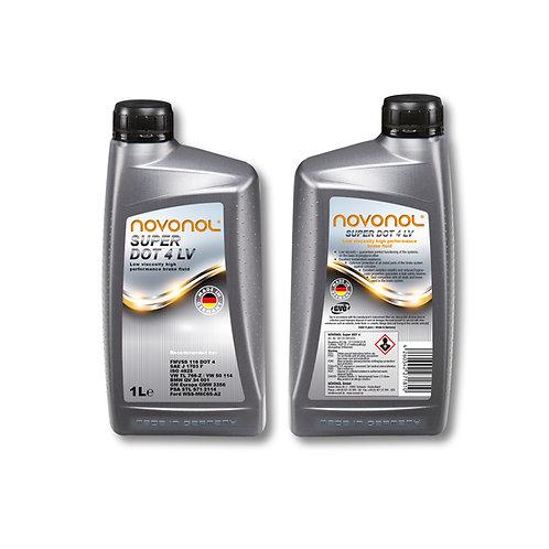 SUPER DOT4 LV 電子控制ESP煞車油