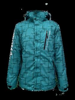 防潑水外套藍