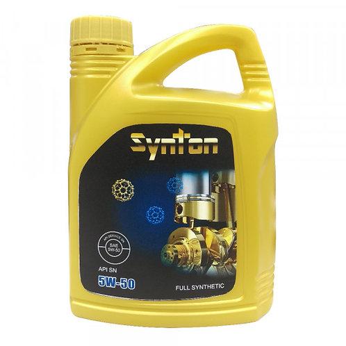 Synton 5W/50全合成機油