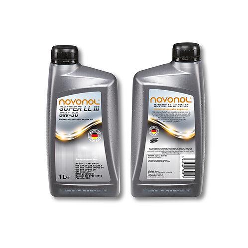 5W30 全合成汽柴油專用機油
