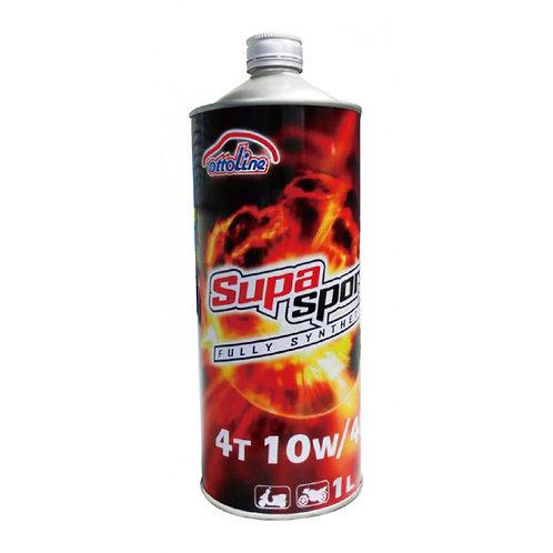 SUPA SPORT強效特護4T機油10W/40鐵罐